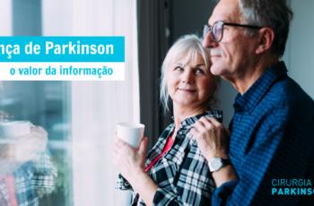 Doença de Parkinson, o valor da informação.